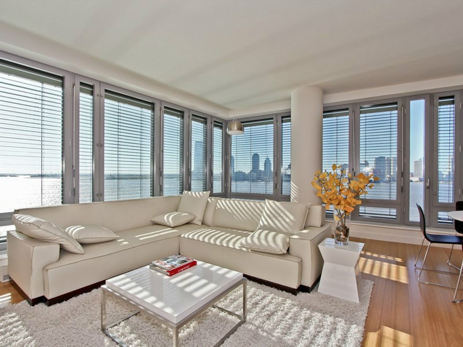 Water Views and Contemporary Living, New York NY Condominium - New York City Real Estate