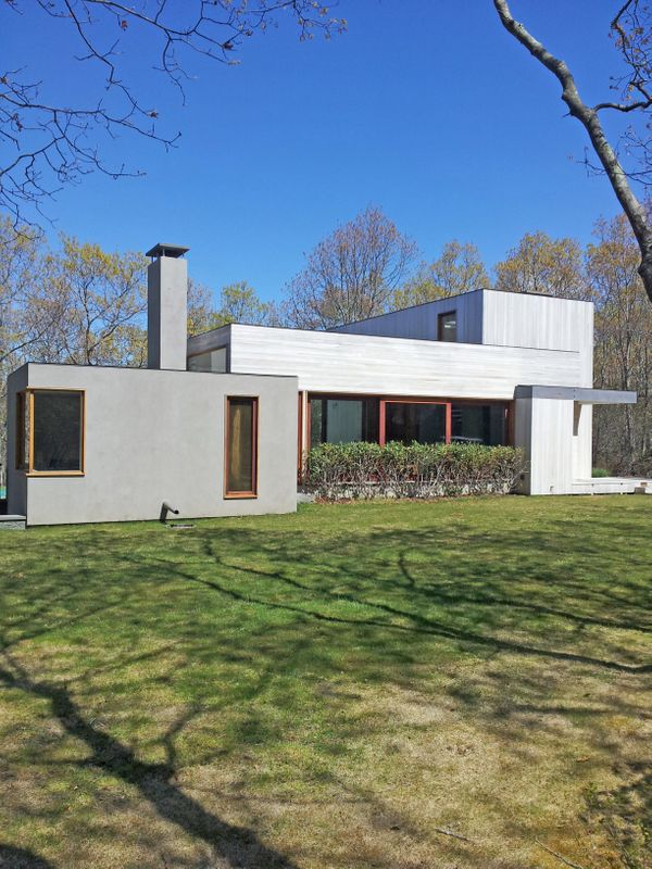 Sleek Modern- Sagaponack North