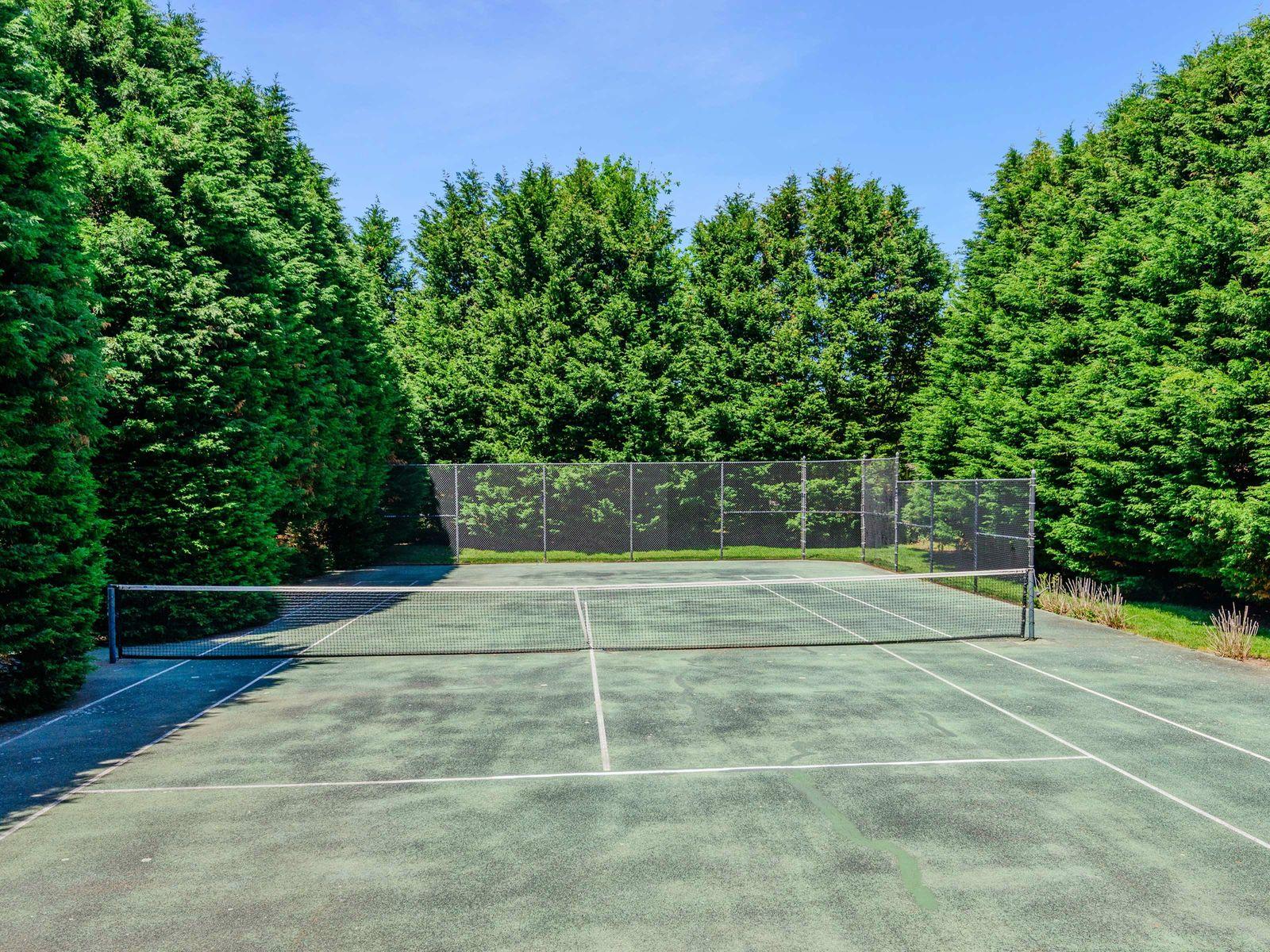 Southampton Estate Section-Pool & Tennis