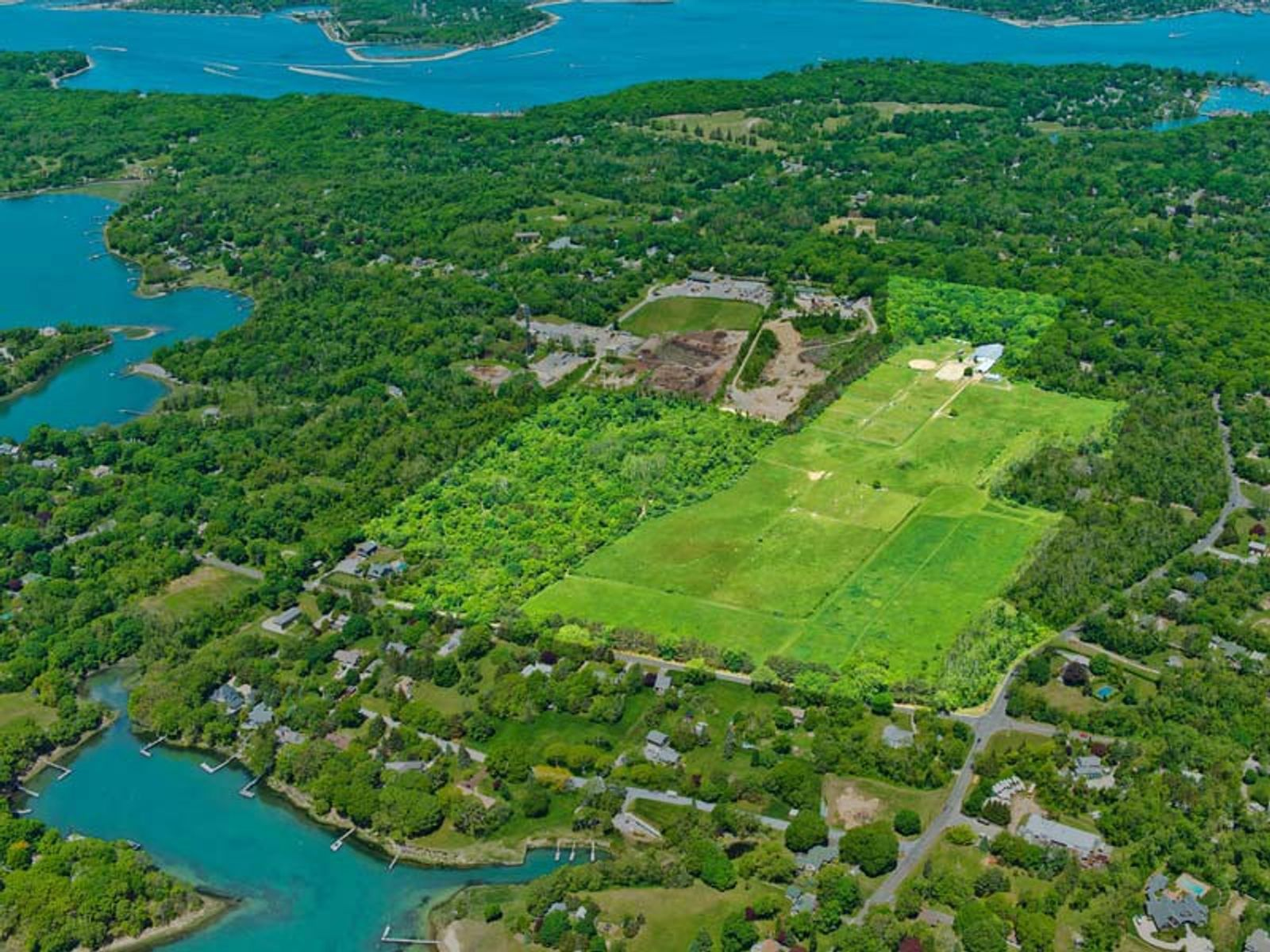 Unique 65+/- Acre Equestrian Property, Shelter Island NY Acreage / Lots - Hamptons Real Estate