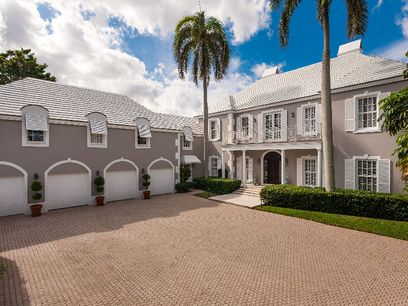 North Lake Way Beauty, Palm Beach FL Single Family Home - Palm Beach Real Estate