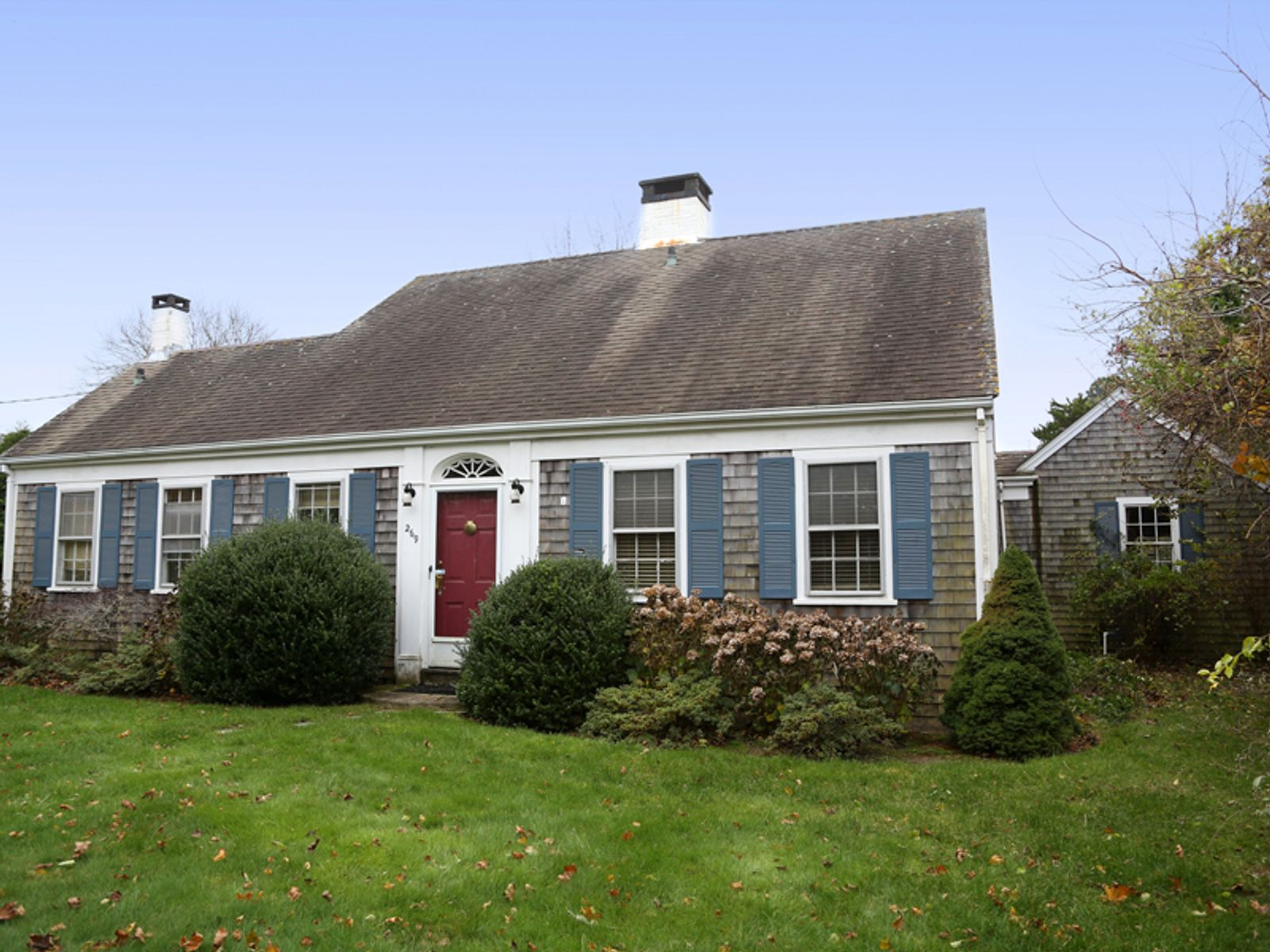 Charming Osterville Cape Osterville Ma Single Family Home
