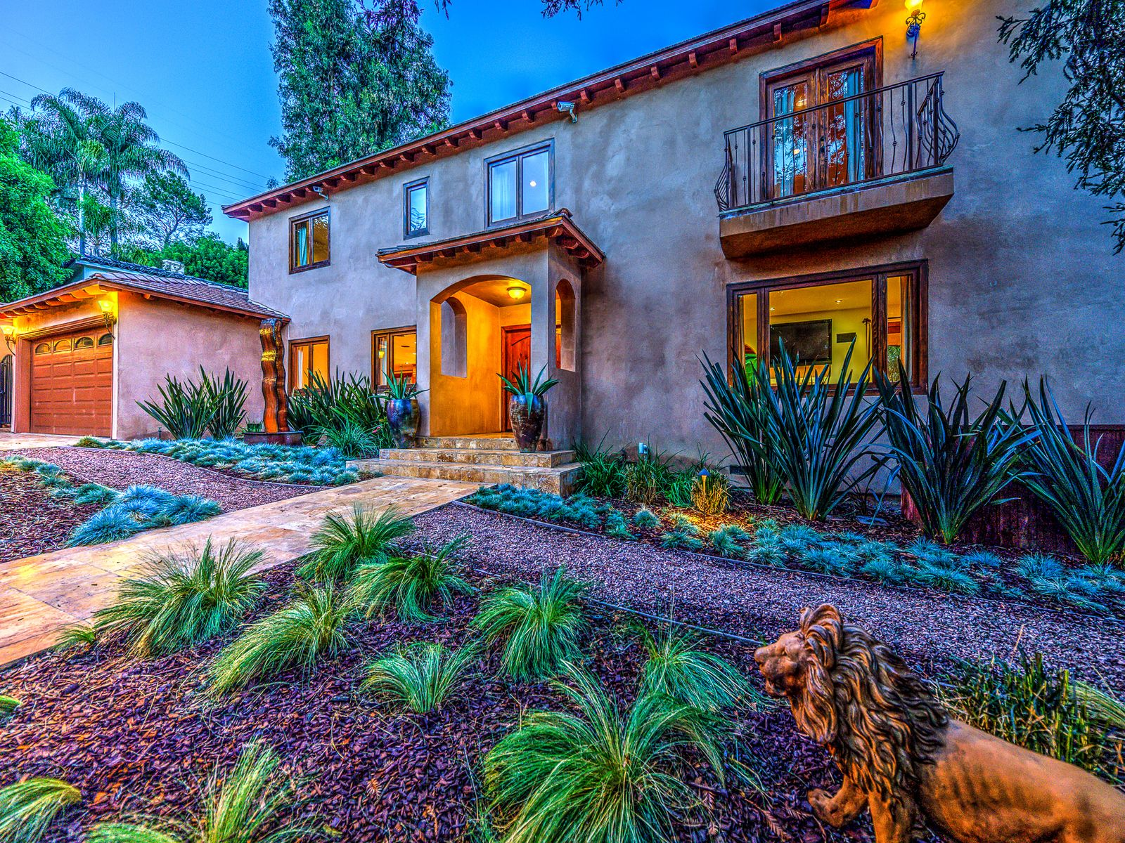 Renovated Spanish Mediterranean , Los Angeles CA Single Family Home - Los Angeles Real Estate