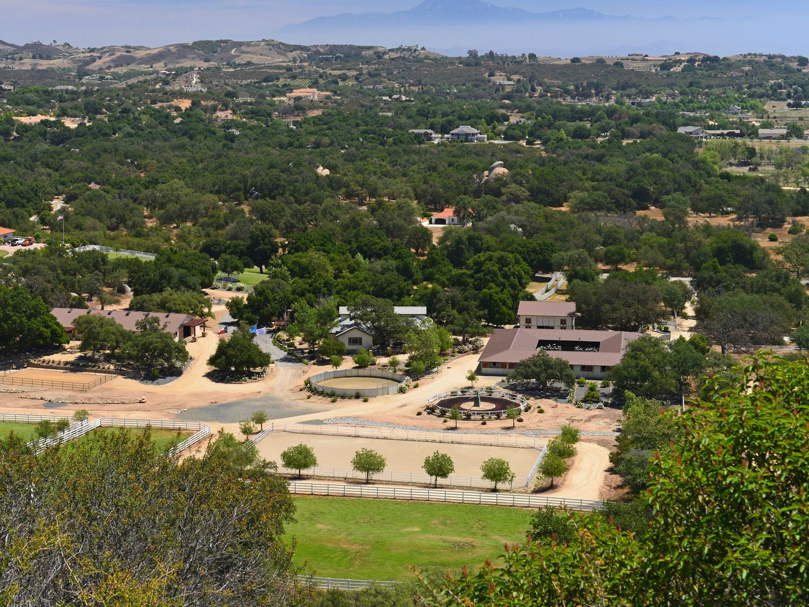 One-of-a-kind Equestrian Paradise, Murrieta CA Ranch / Farm - Los Angeles Real Estate