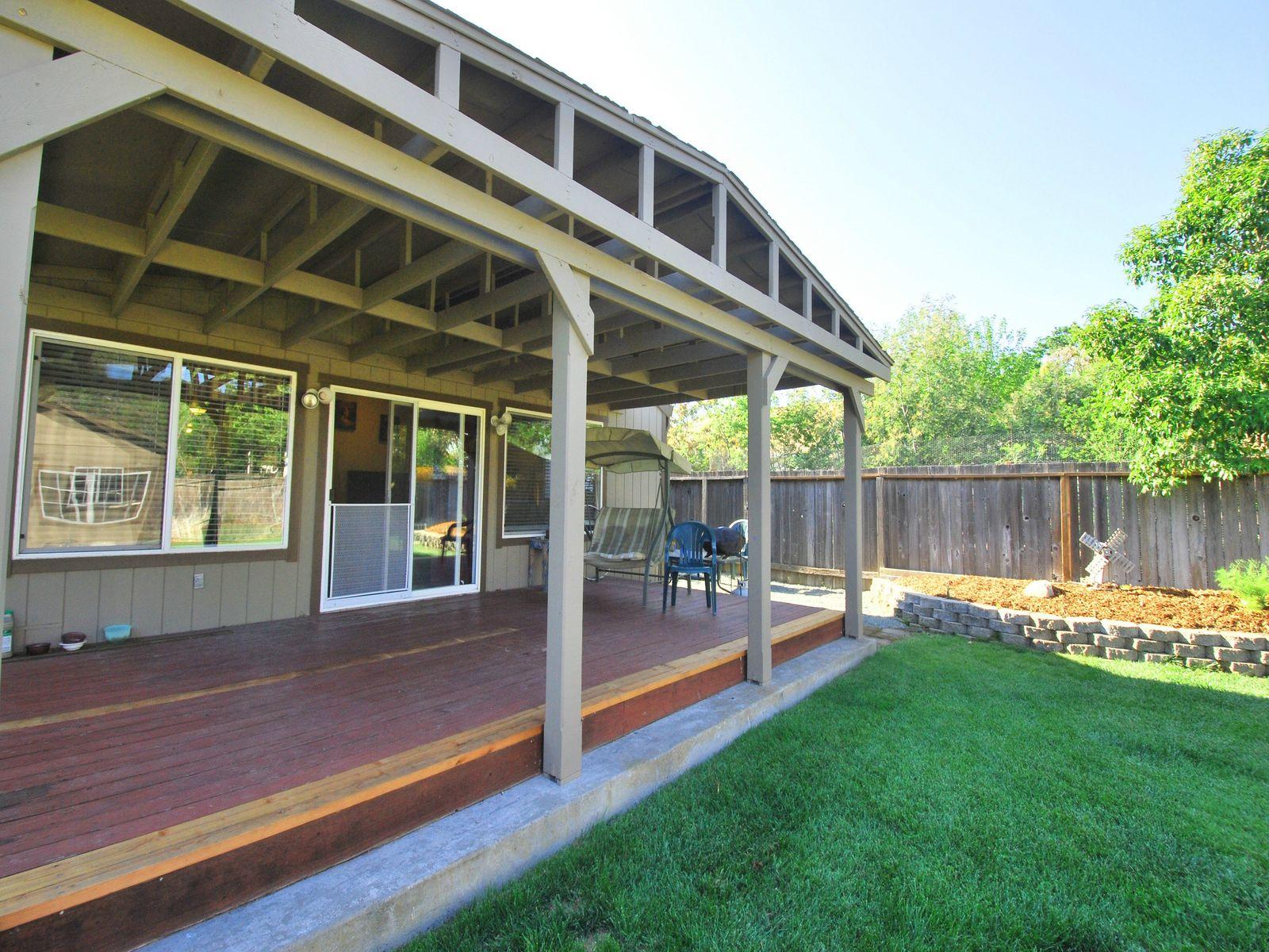 Picture Perfect Home, Private Backyard