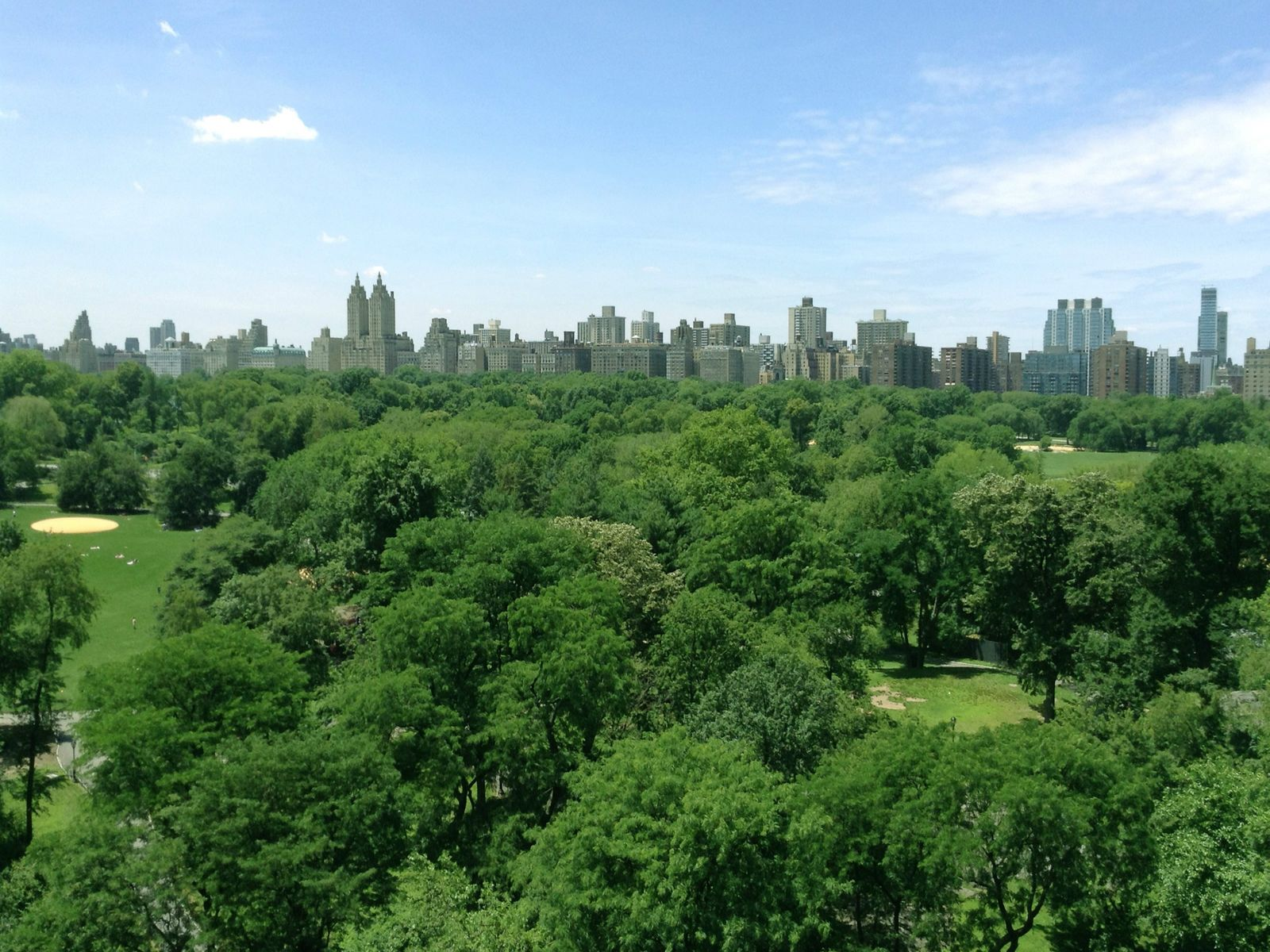 Contemporary With Central Park Views, New York NY Condominium - New York City Real Estate