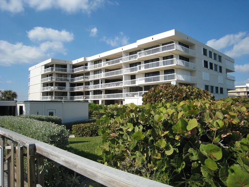 Intracoastal Views from Oceanfront Condo