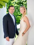 Frances and Todd Peter Palm Beach Brokerage