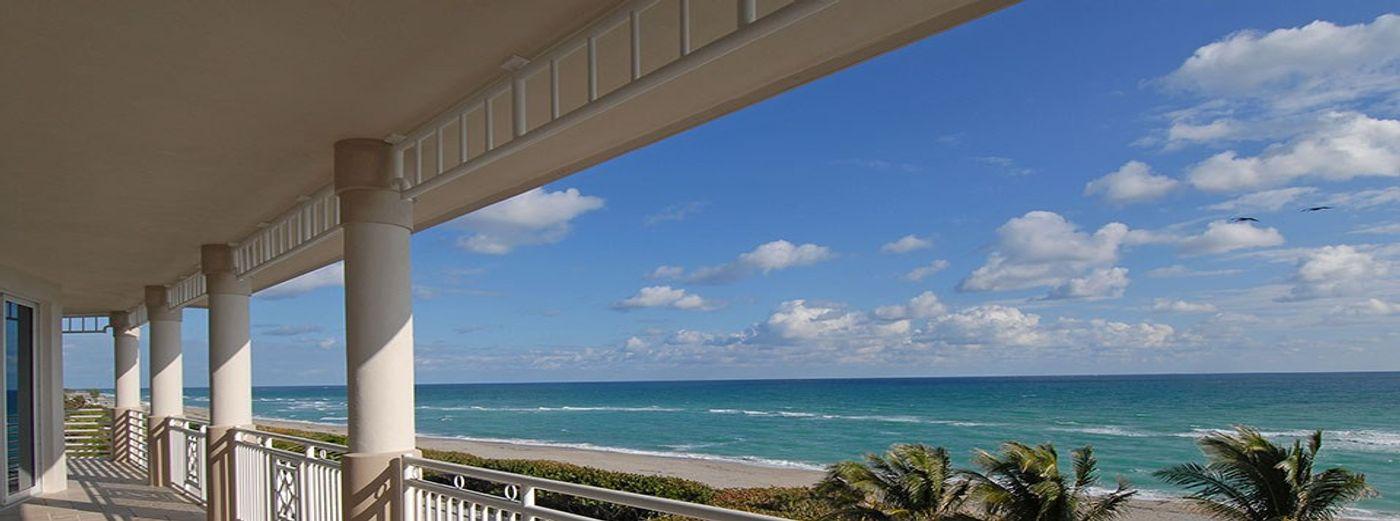 Exclusive Oceanfront Living