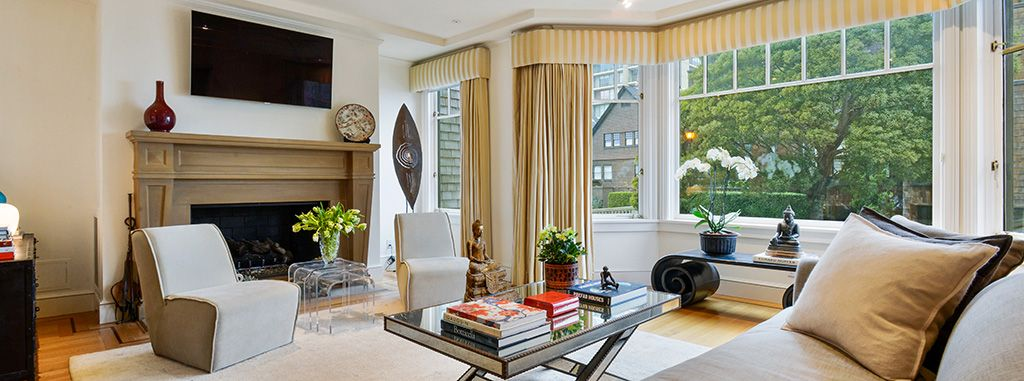 Elegant Russian Hill Town Home