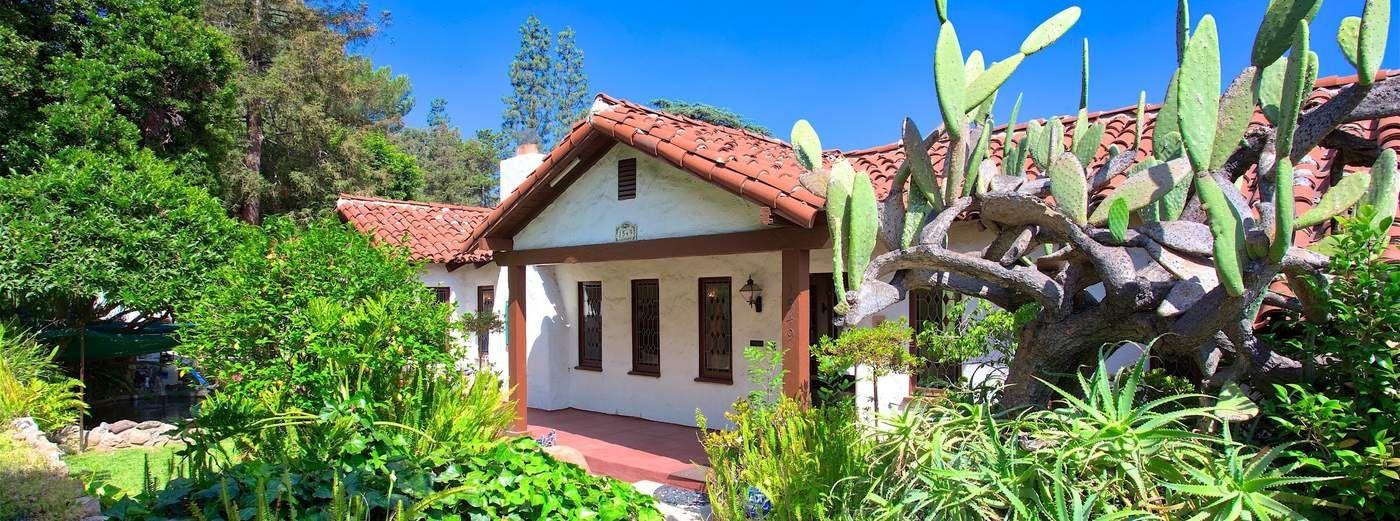 Classic Spanish Hacienda