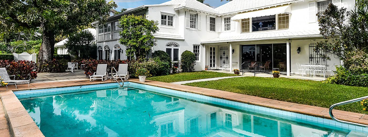 Classic Palm Beach Property