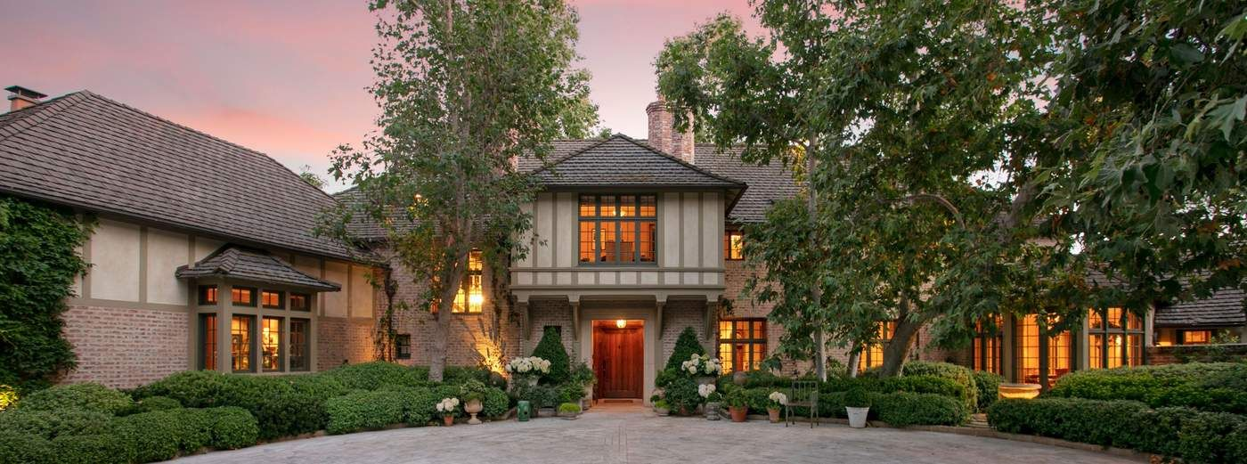 Beverly Hills English Estate