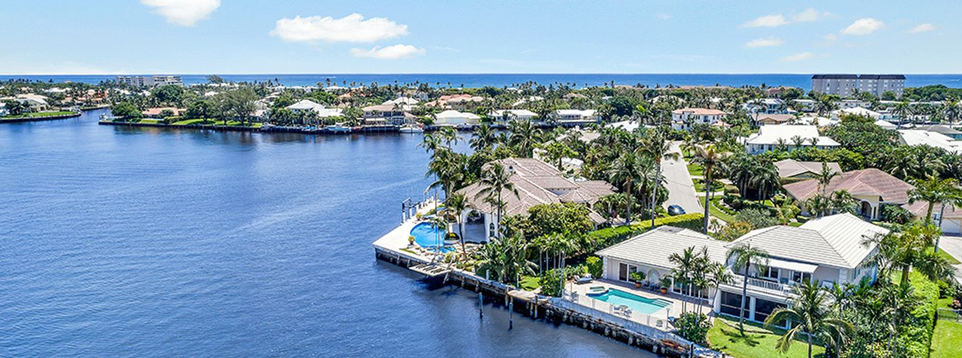Spectacular Waterfront Ocean Ridge