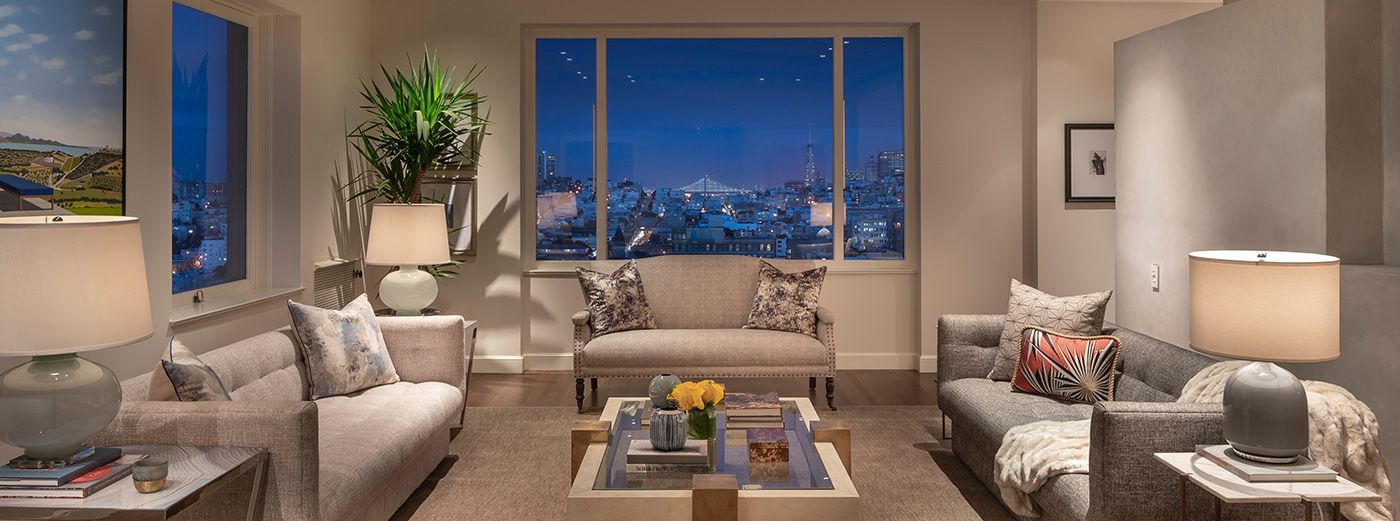 Historic Pacific Heights Penthouse