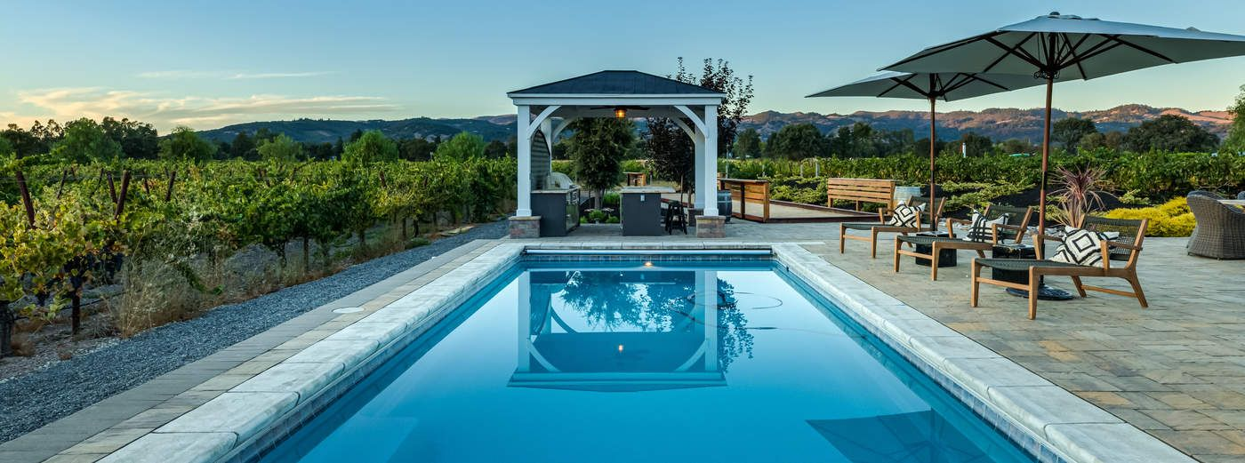 Fabulous Wine Country Living in Sonoma