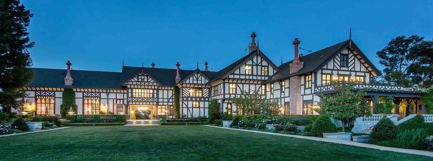 The Morgan Estate, Los Altos Hills
