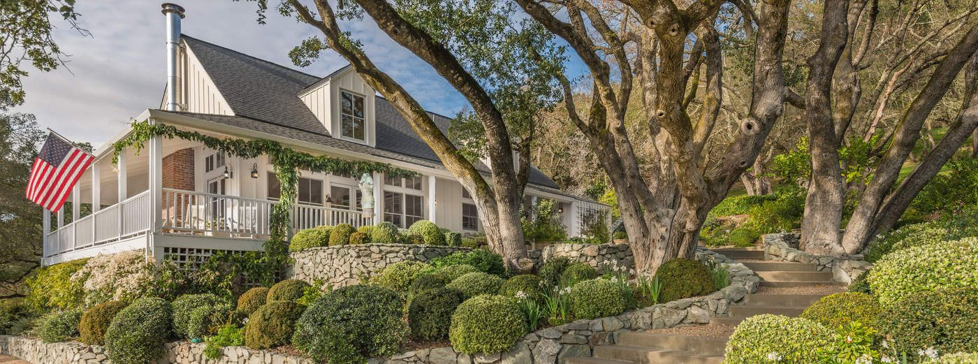 Classic California Farmhouse
