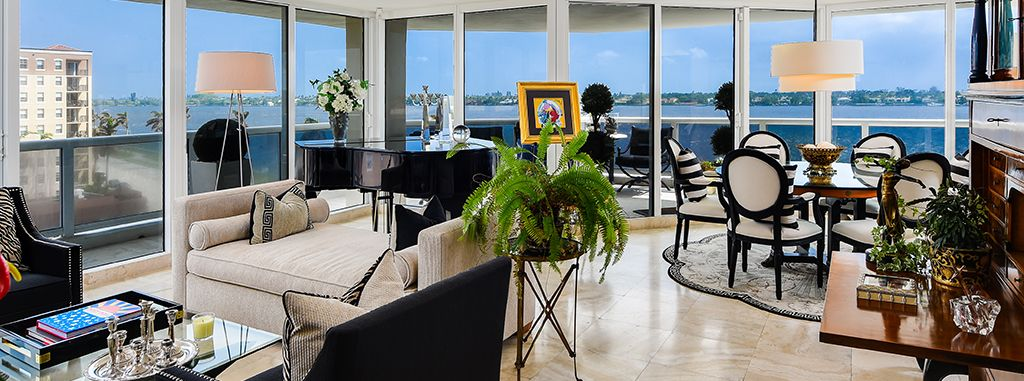 Palm Beach Intracoastal Views