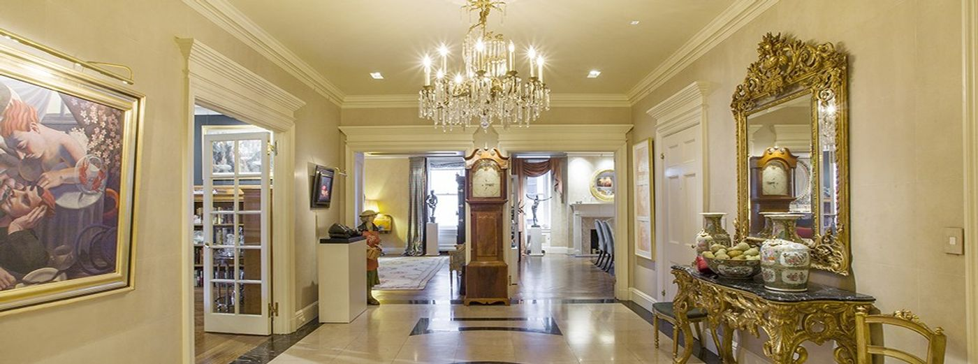 Ultimate Pre-War Apartment on Park Ave
