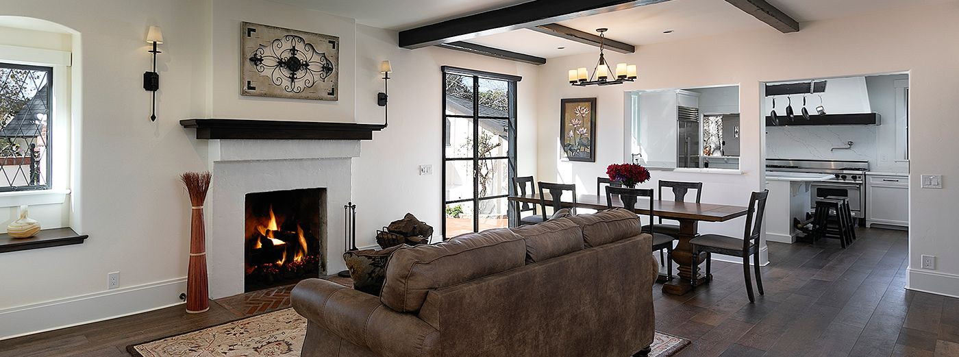 Elegant Montecito Tudor