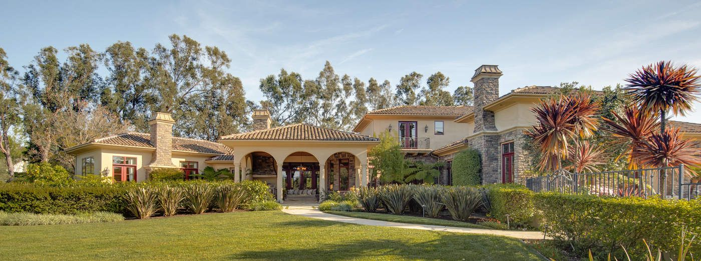 Elegant Custom Estate In Spanish Hills