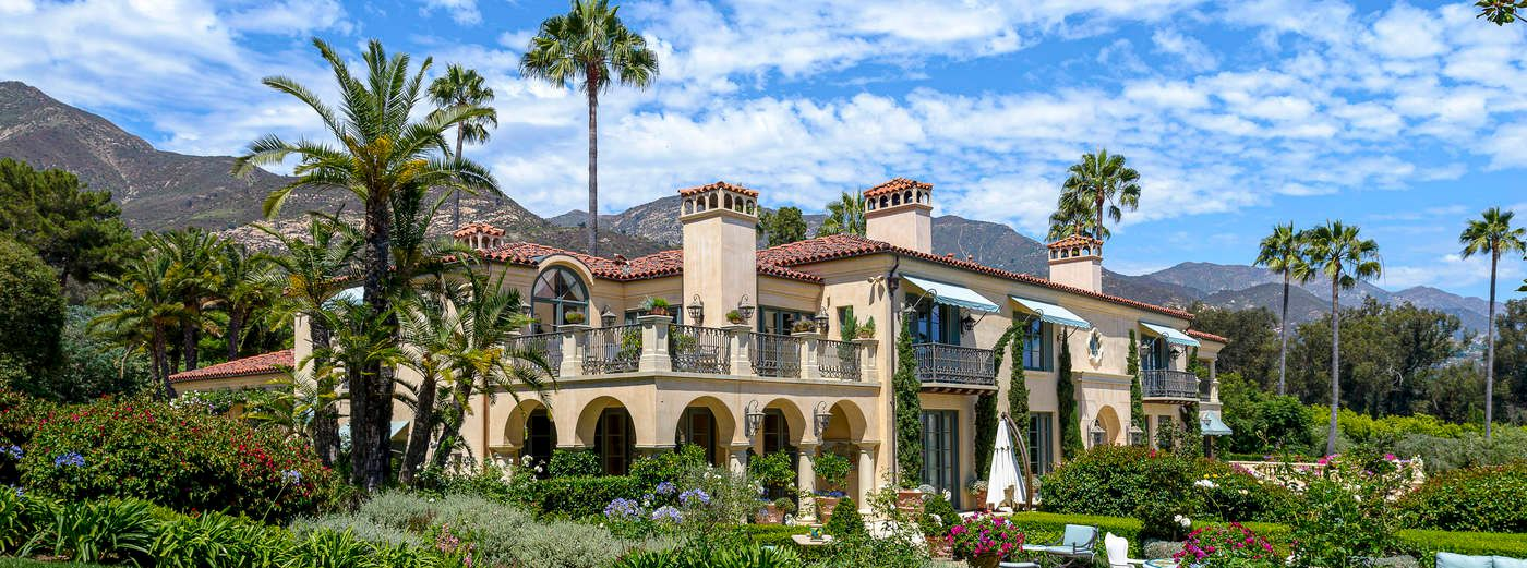 Montecito Upper Village Estate
