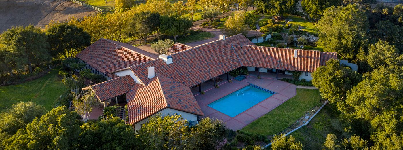 40 Acre Compound in the Heart of Solvang