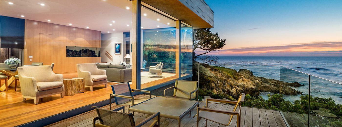 Oceanfront Contemporary