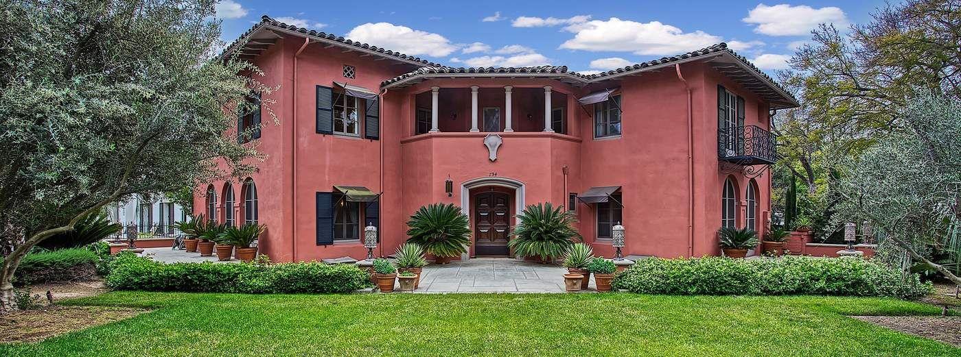 Garrett Van Pelt, Jr. Designed Estate