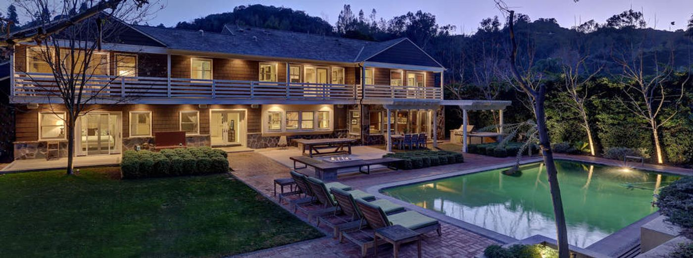 Exclusive Fryman Canyon Estate