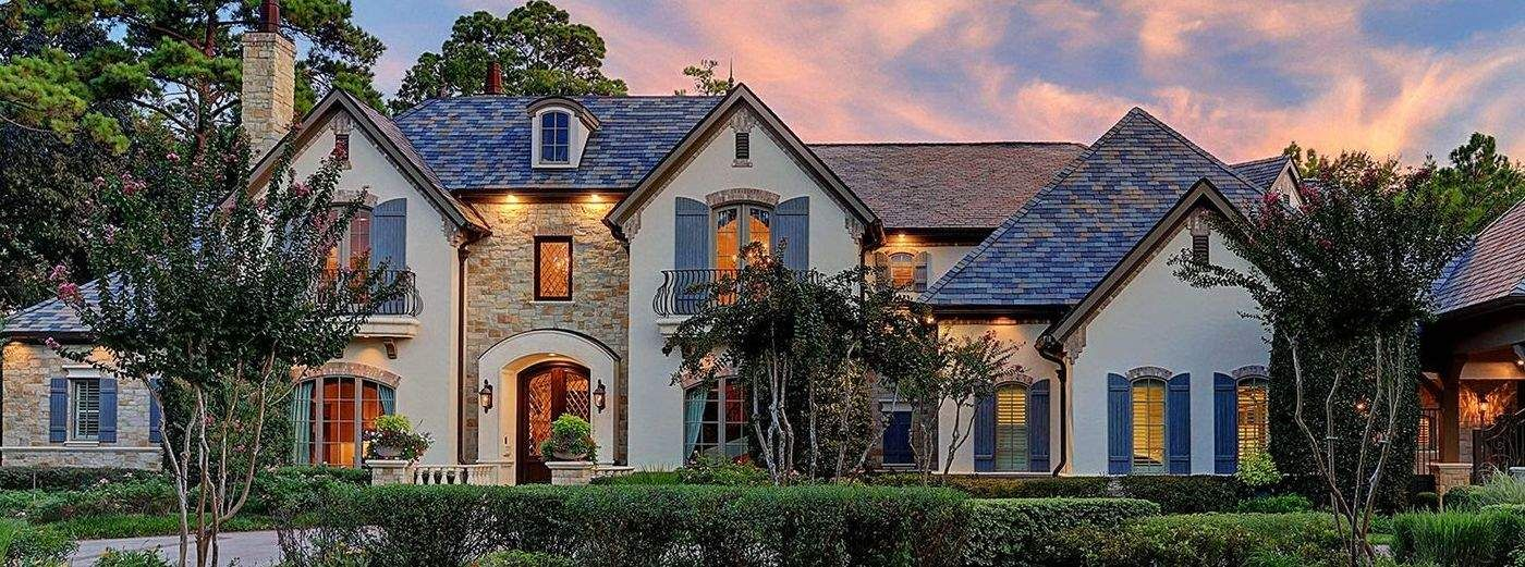 Luxury Homes And Real Estate // Houston Real Estate. 9 Lacewood Lane