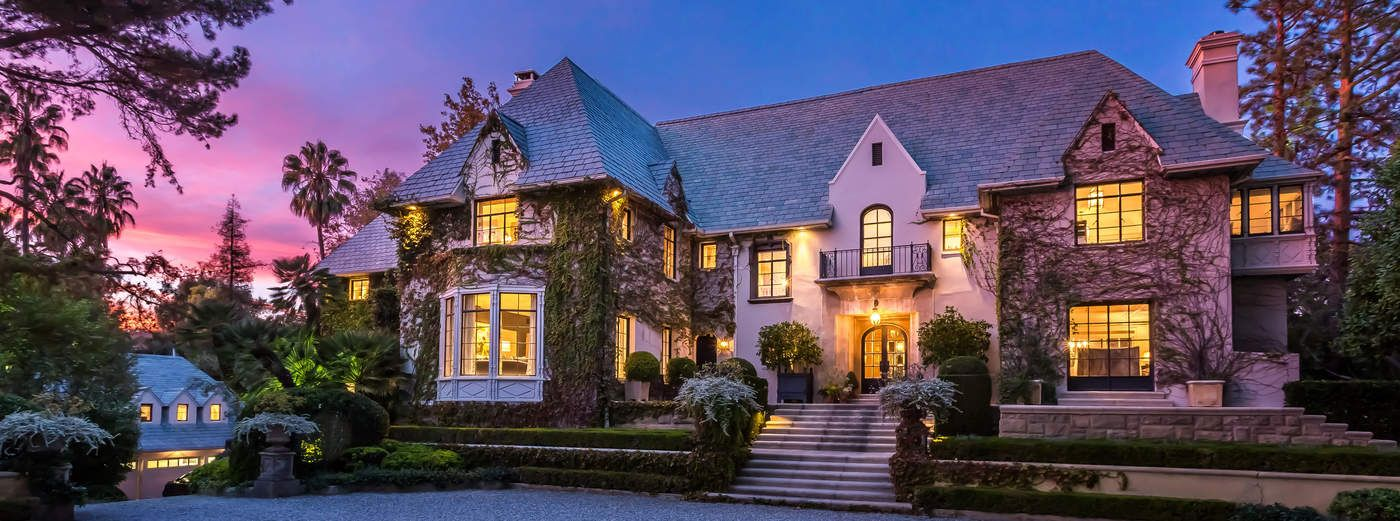 Los Angeles Ca Real Estate Homes For Sale Sothebys - Luxury-property-in-brentwood-park-beverly-hills