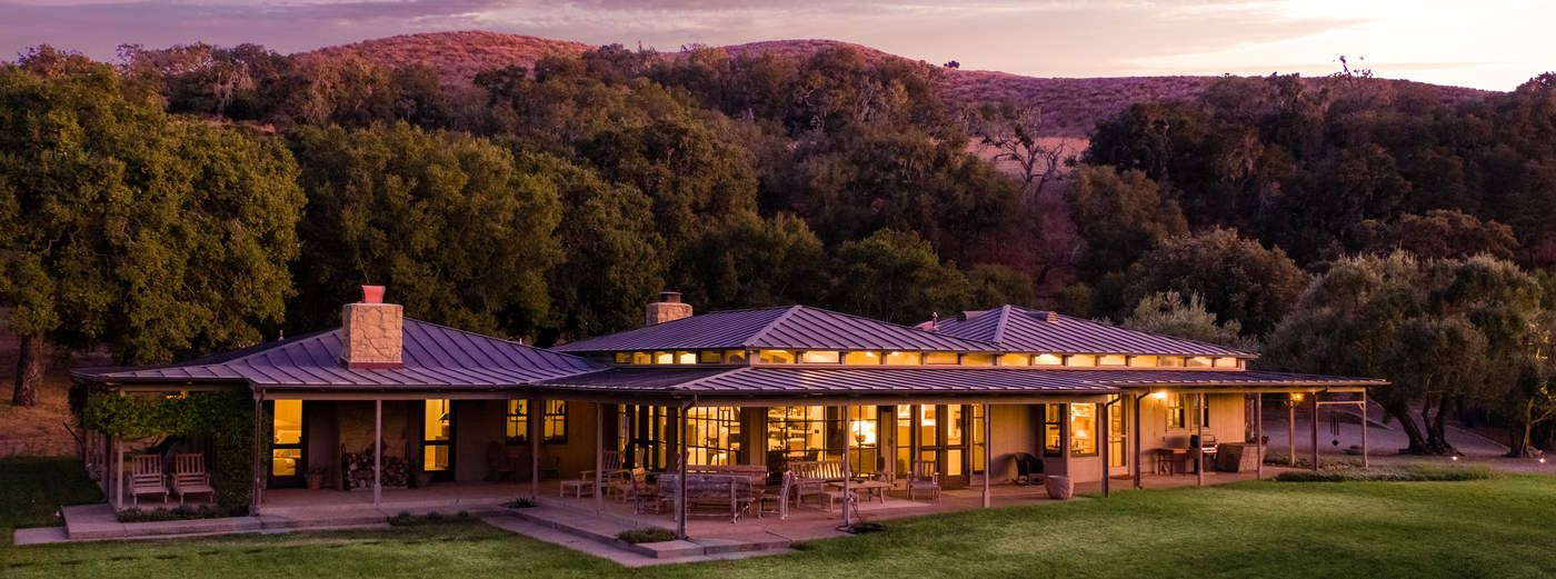 Iconic Santa Ynez Ranch