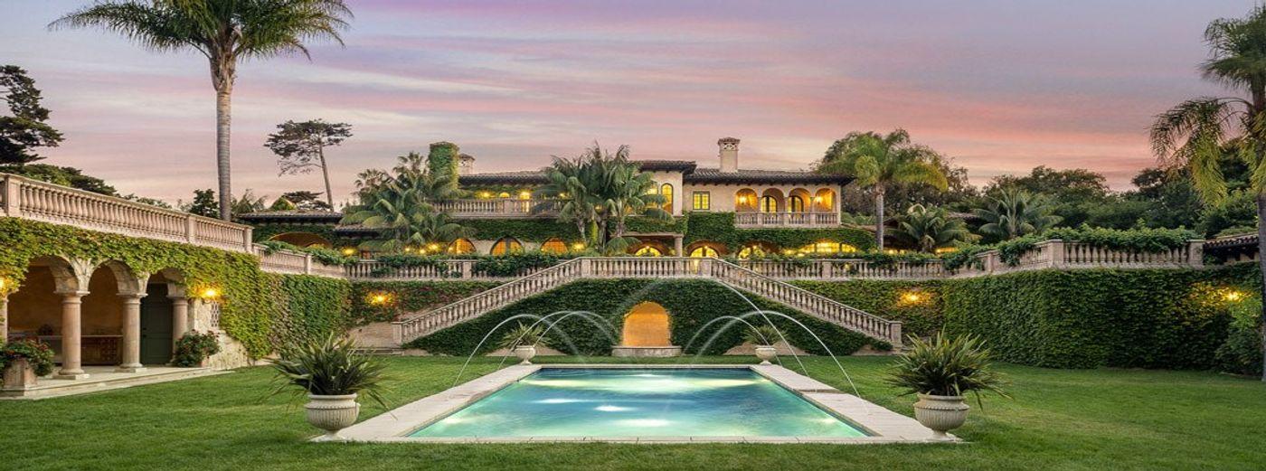 World Class Montecito Estate