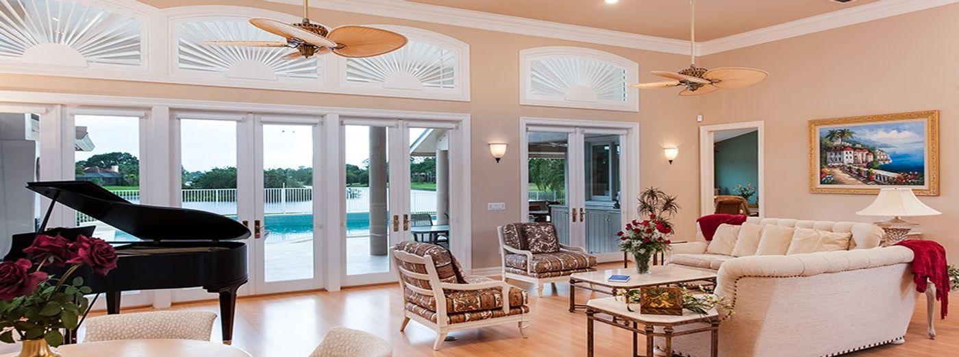 PGA Village - Waterfront Estate Home