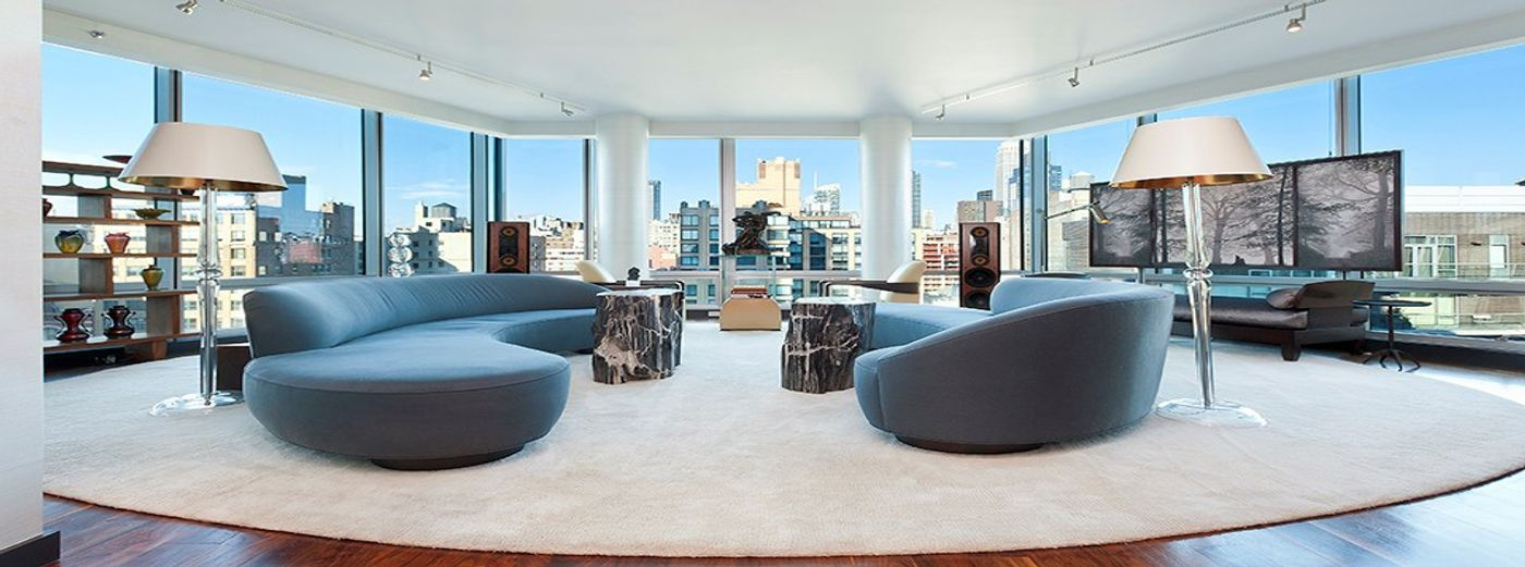 Downtown Trophy Penthouse