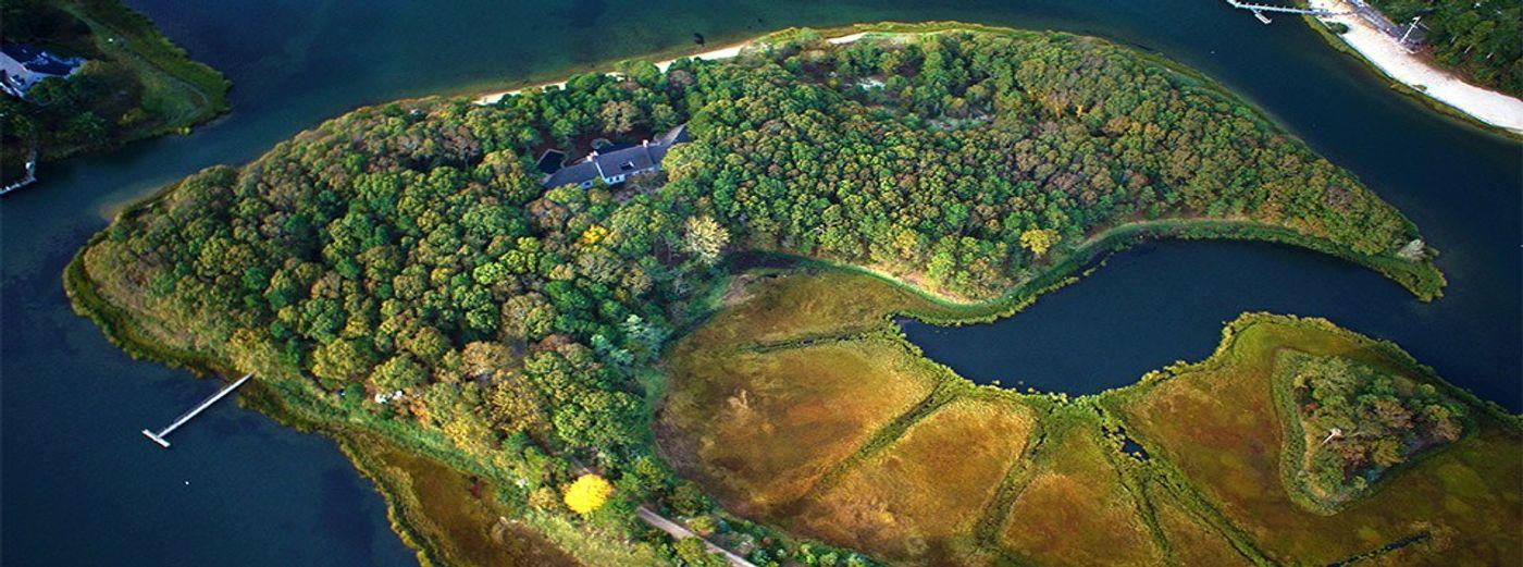 Private Ten-Acre Island Estate
